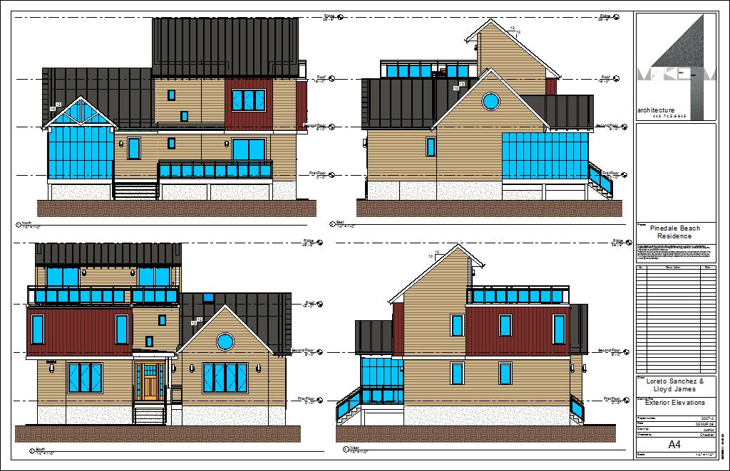 Front Elevation Cost : Exterior elevations joy studio design gallery best